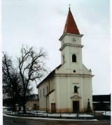 Kostel Bratčice - současnost