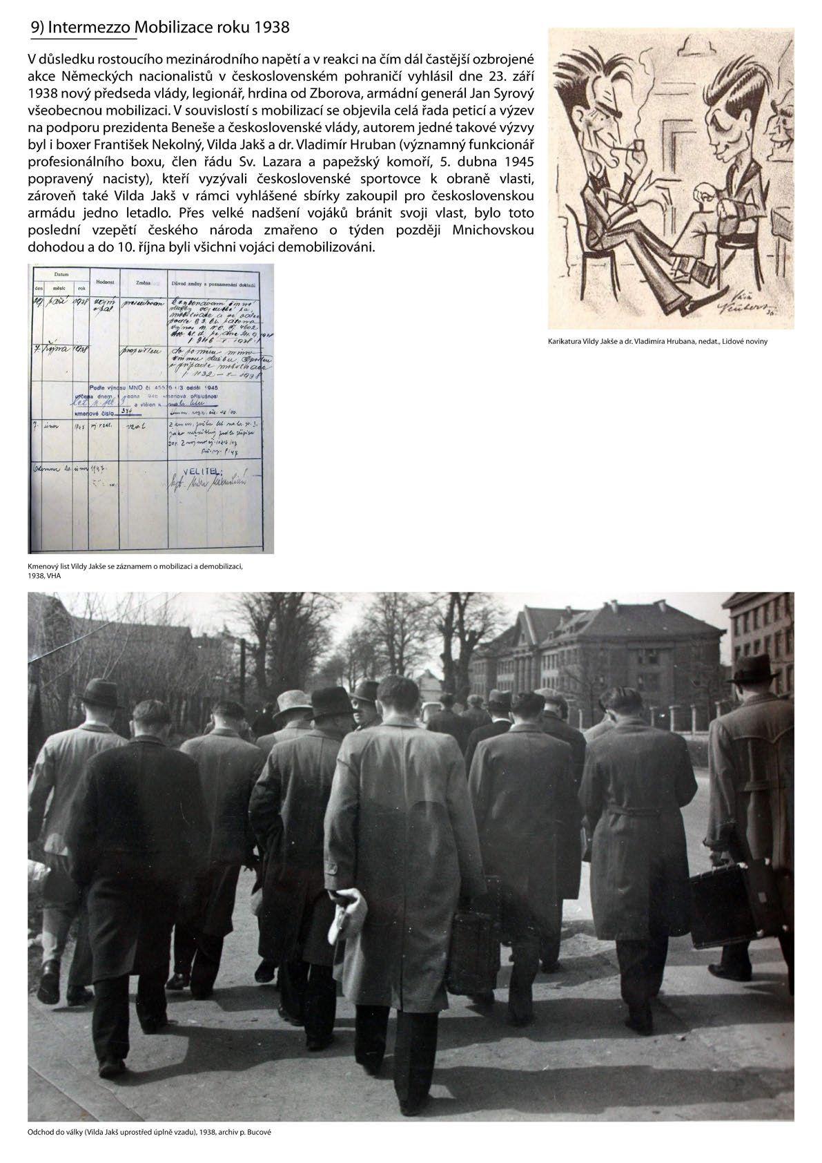Mobilizace roku 1938