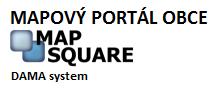 Mapový portál obce